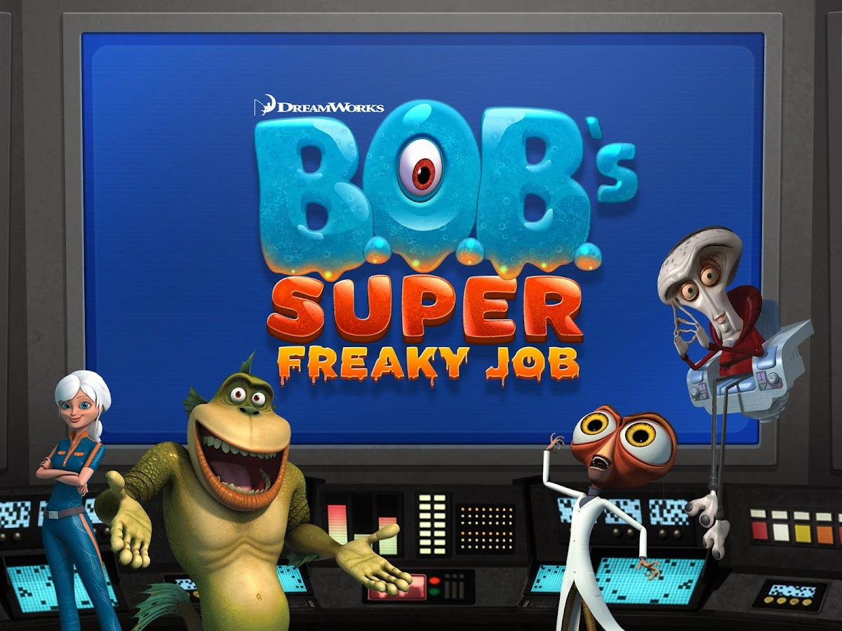 B.O.B.'s Super Freaky Job- screenshot