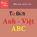 Từ điển Anh - Việt Offline ABC icon