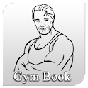 Gym Book: training notebook logo