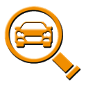 Info Vehicle-Find Address(RTO) icon