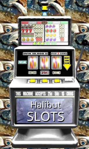 3D Halibut Slots - Free