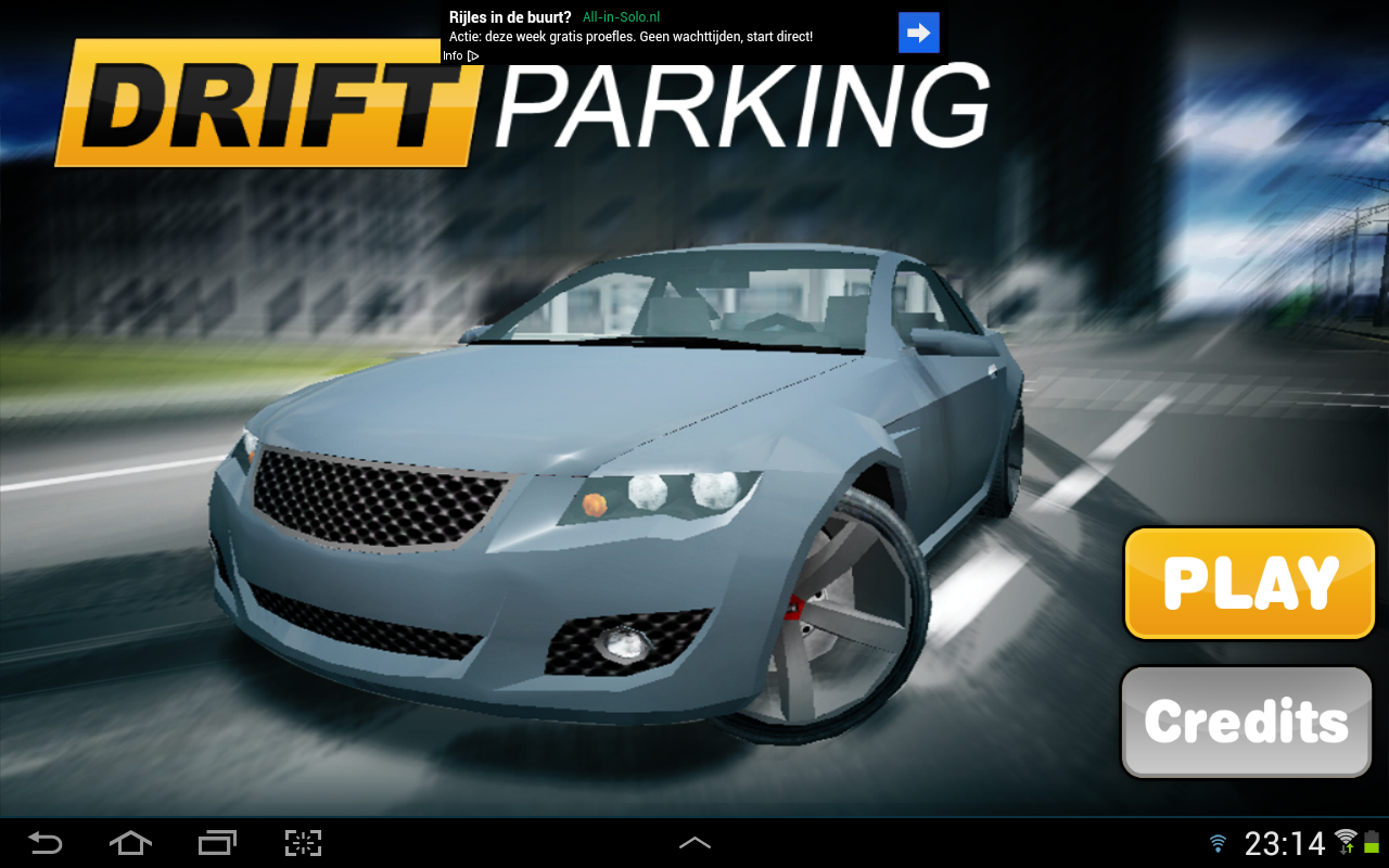 Drift Parking 3D - screenshot