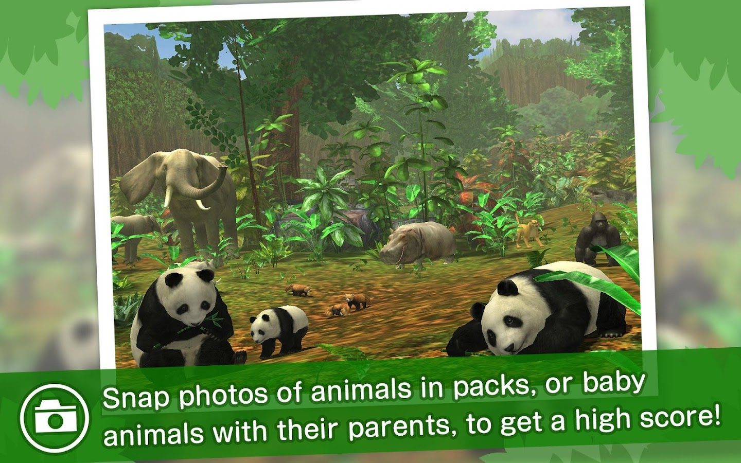 RealSafari - Find the animal- screenshot