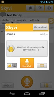 Skyvi (Siri like Assistant)- screenshot thumbnail