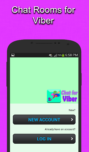 Chat Rooms for Viber