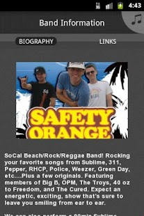 Safety Orange- screenshot thumbnail