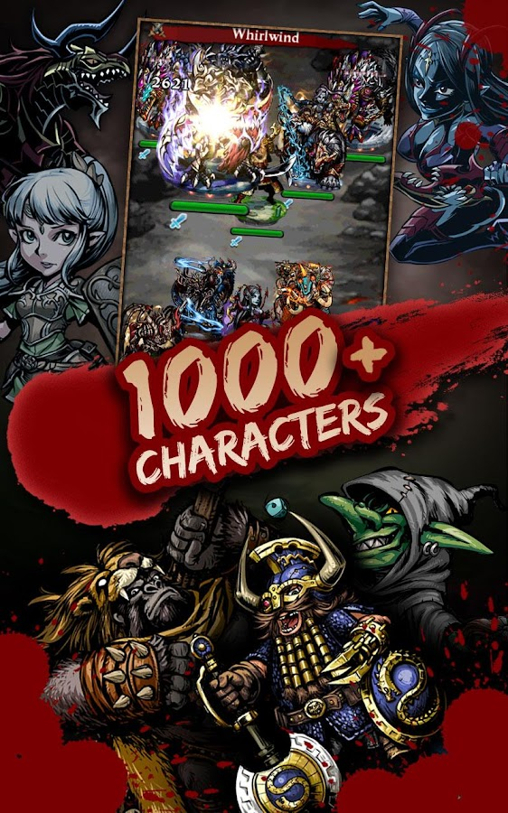 Blood Brothers (RPG) - screenshot