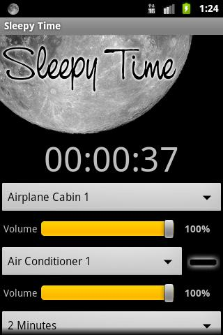 Sleepy Time Lite - screenshot