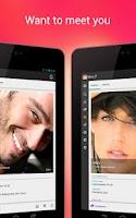 Screenshot of Dating for everyone – Mamba!