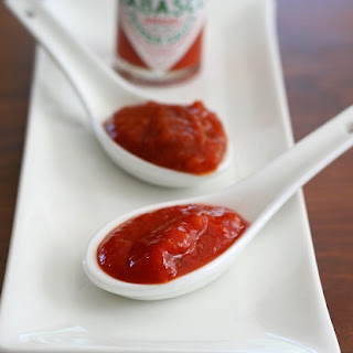Spicy Paleo Ketchup
