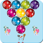 Free Bubble Merry Christmas Game APK for Windows 8