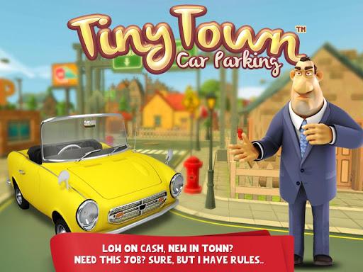 TinyTown™3D停車場2015年