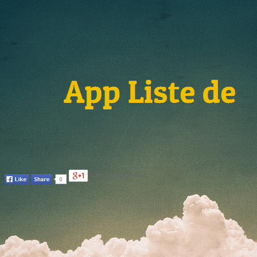 App Liste de LOGO-APP點子