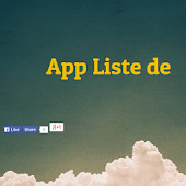App Liste de