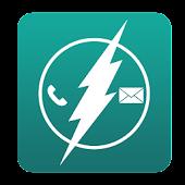 Ringing Flashlight SMS & Call