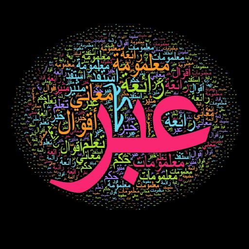 حكم و عبر ومعاني  2015 LOGO-APP點子