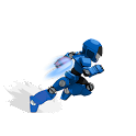 Running Robo icon