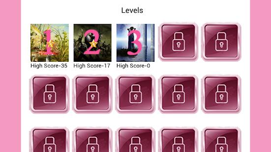Fantasy puzzle game