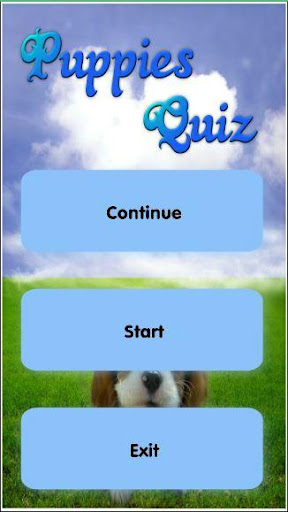 Puppy Dog Breeds Quiz