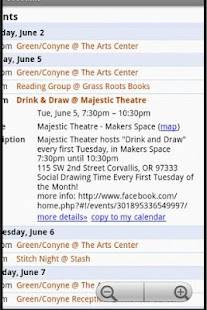 Corvallis- screenshot thumbnail