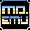MD.emu logo