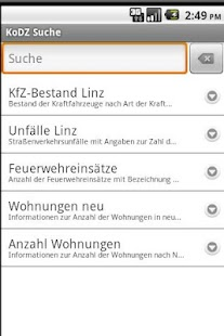 Apps4Linz-KoDZ - screenshot thumbnail