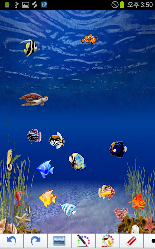 玩教育App|海底世界(貼紙書)免費|APP試玩