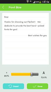 玩免費個人化APP|下載Retro Font for Flipfont app不用錢|硬是要APP