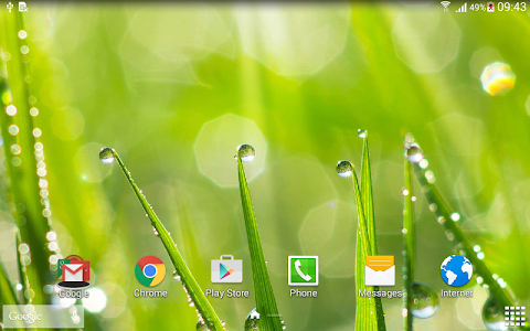 Spring Live Wallpaper HD screenshot 8