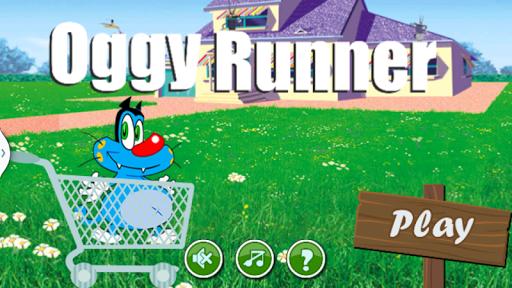 Oggy Runner