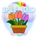 GO SMS Pro Splendid Theme icon