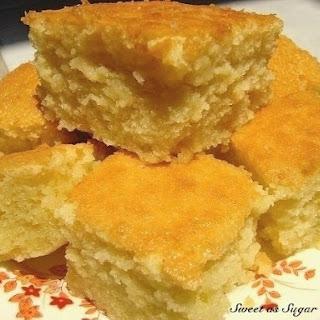 Butter Mochi . . . Cake???