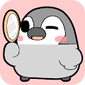 "Mirror & Selfie ""Pesoguin"" icon"