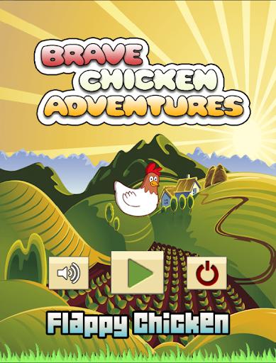 Brave Chicken: Flappy Chicken