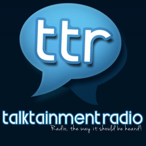 TalktainmentRadio.com 新聞 App LOGO-APP試玩