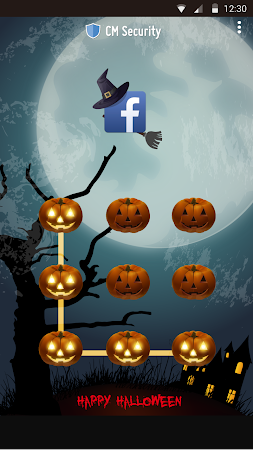 AppLock Theme - Halloween 1.0.2 screenshot 5810