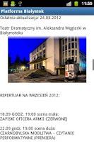 Screenshot of Platforma Białystok