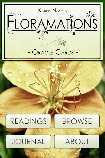 Floramations Oracle Cards
