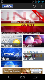 WKYT News - screenshot thumbnail