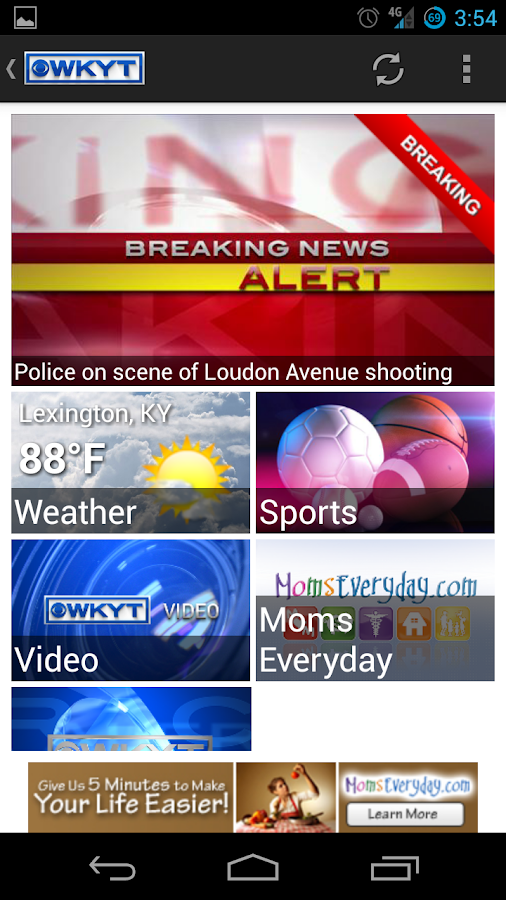 WKYT News - screenshot