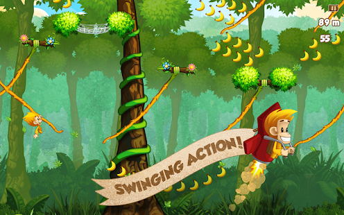 Download Benji Bananas For PC Windows and Mac apk screenshot 7