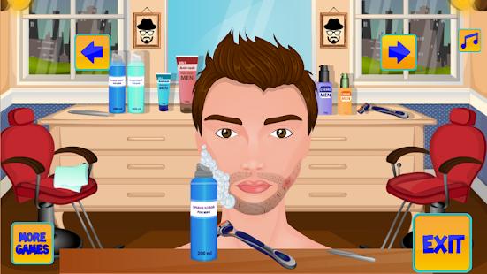 free barber shop games
