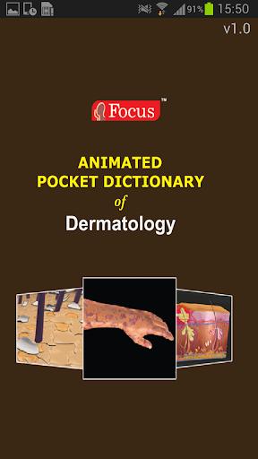 Dermatology - Medical Dict.