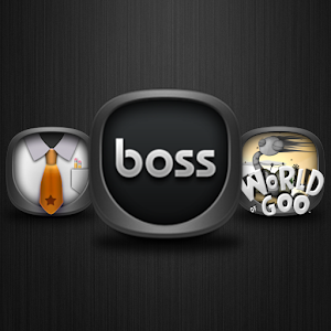 Boss Icons Apex Nova Theme 個人化 App LOGO-APP試玩