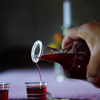 Tuică De Prune (Fermented Plum Brandy)