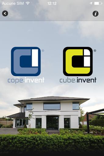 Cope-Invent app