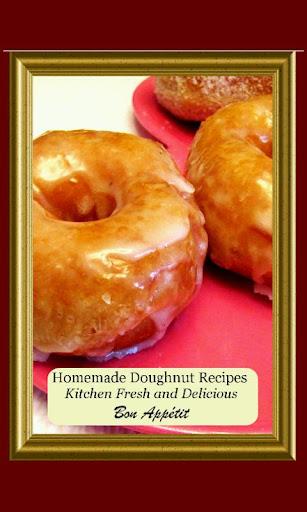 Homemade Doughnut Recipes