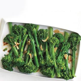 Braised Broccolini