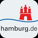 Hamburg App logo