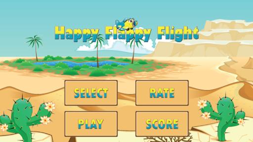 Happy Flappy Flight